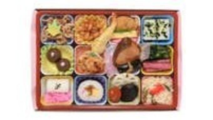 【味絵巻】宿場町「草津」滋賀県特産品を味わう南洋軒謹製お弁当セット/人