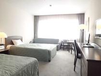 ホテル客室ツイン