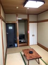和室6畳(喫煙部屋)