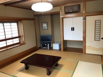 新館和室8畳(禁煙部屋)
