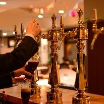 *レストラン/地ビールは、市販のビールは味わえないコクがたまらない!