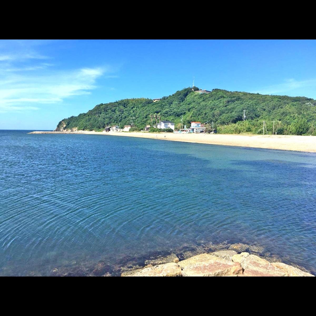 五色浜海水浴場2