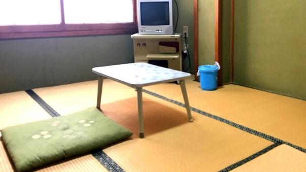 1日1部屋限定★コンパクト和室★