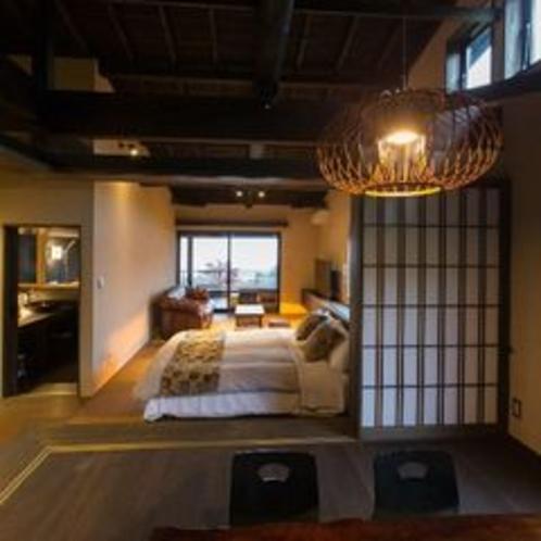 「星Hoshi」客室⑥