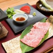 お夕食 お肉料理①