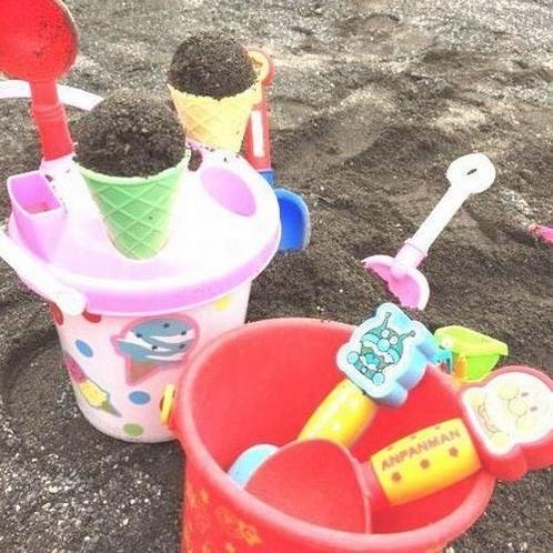 美味しいお砂アイスクリーム作り!