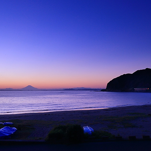 【夕景】ゆうみからの美しい風景