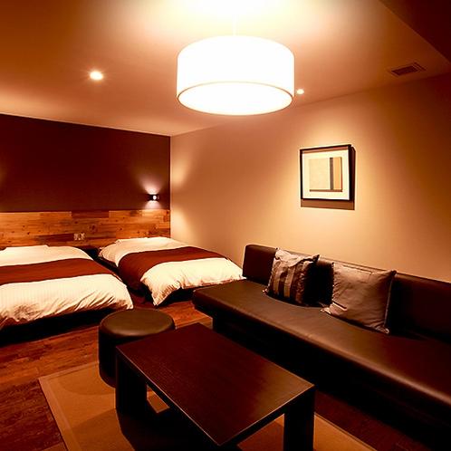 3F スタンダード客室(洋室)