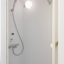 専用シャワー付客室シャワールーム