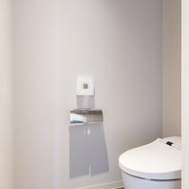 専用トイレ付客室トイレ