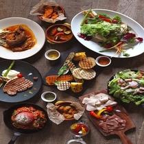 レストラン「EDIT DINING」ディナー イメージ写真