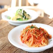 レストラン「EDIT DINING」ランチ パスタイメージ写真