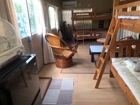 1号室(洋室12畳/離れ・コテージ)