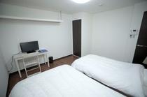 ツインルーム 居室