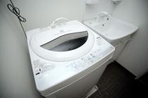ツインルーム 洗濯機