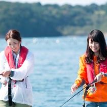 【桟橋釣り】マリーナの桟橋で気軽に釣り体験