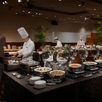 【ご夕食】年末年始・GW・夏休み限定 ディナーブッフェ ※写真はイメージです