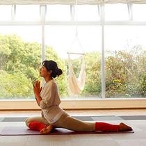 【プライベートヨガ「Gift Yoga」】プライベートなヨガ体験。あなたに合わせたリラックスヨガを