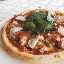 食育型体験プログラム「ピザ作り体験」