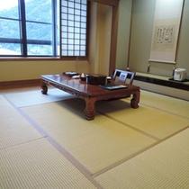 *【和室8畳】8~12畳の和室客室をご予約人数に合わせてご用意いたします