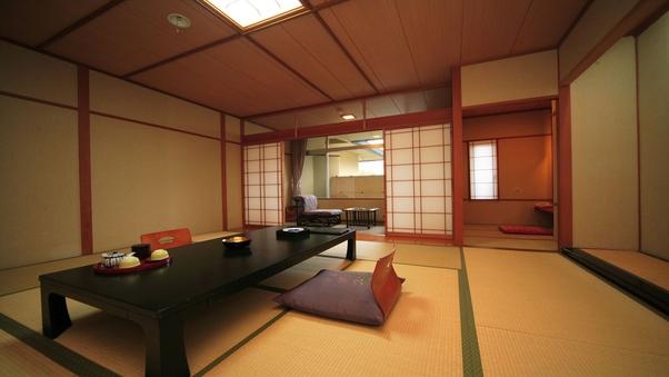 【南館】和室10畳(バス・トイレ付)<お部屋食>【禁煙】