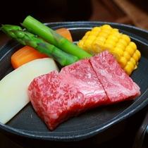 ■島根和牛ステーキ