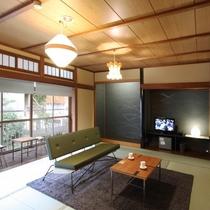 【リニューアル西館】和室15畳のお部屋タイプです。