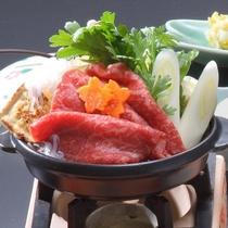 ■焼物「島根和牛すき焼き」