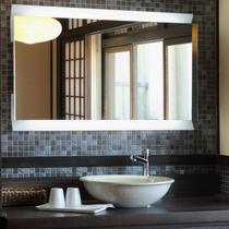 リニューアル客室の洗面台