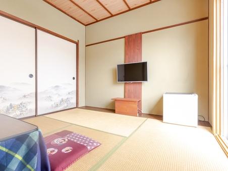 【禁煙】和室1〜3名様(バス・トイレなし)