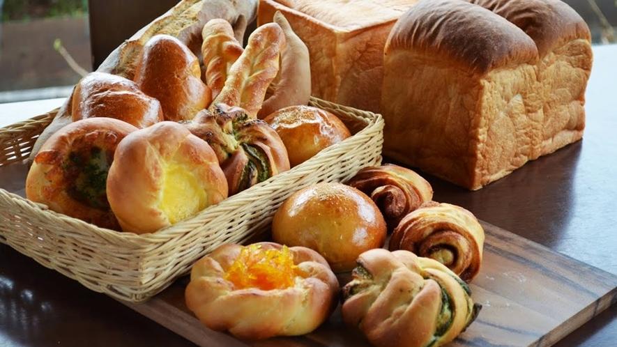 *【手作りパン】