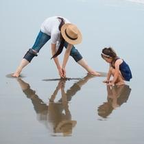 夏はやっぱり海♪ ビーチでこどもと戯れよう☆