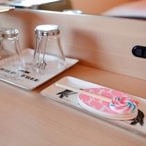 レディースルーム かわいいペンとメモ