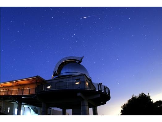 夜の星空を楽しむ?それともプラネタリウム?天体観測スポットまで15分♪美味しいお米のお土産付き