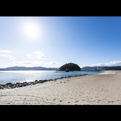 海を見ながらバーベQプラン(1泊2食付)