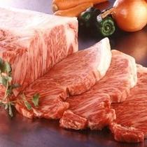 【夕食】松阪牛ステーキ