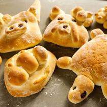 《手作りパン教室》