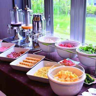 ◆ 自慢の元気朝ごはん◆朝食付【フルバイキングでお腹いっぱい♪ 】出発前の大切な食事だから本気です!