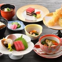 おまかせ和食膳(ビジネスや軽い食事希望にぴったり)