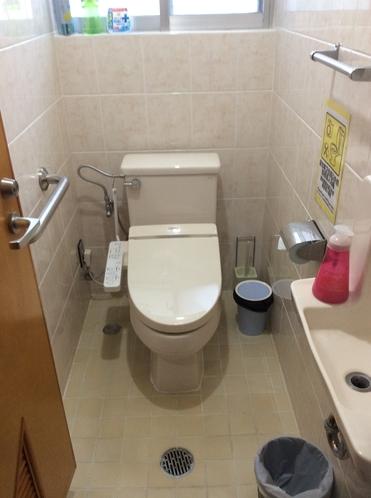 トイレ(2ベッドルームA)