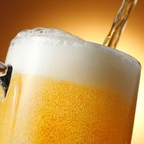 【レストラン】地ビール中ジョッキ