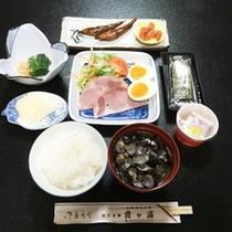 *【朝食全体例】和朝食を食べて、スッキリお目覚め!