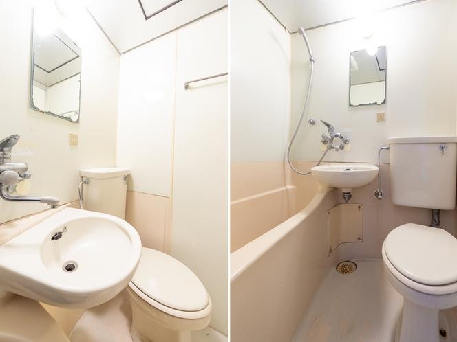 シングルルーム 2 バスルーム