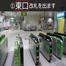 JR浅草橋駅からの簡単ガイド①
