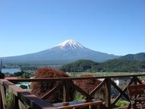 富士山眺望