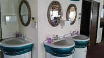 洗面場 ※2階洗面場は5カ所ご利用頂けます。