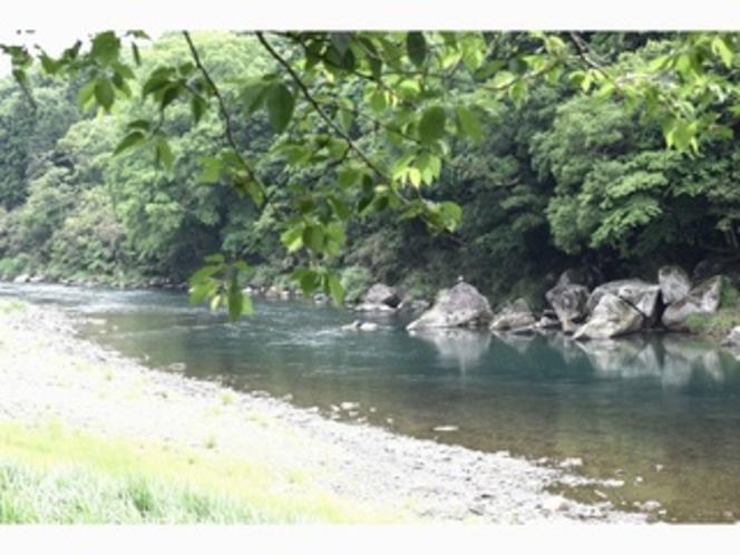 日本一の清流 川辺川