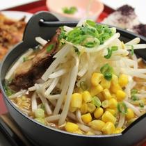 夕食の一例※御膳・鍋・麺のセットメニューから選べます