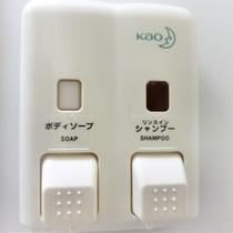 【浴室】ボディーソープ、リンスインシャンプー