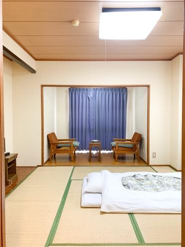 バストイレ付き和室8畳 /遠影
